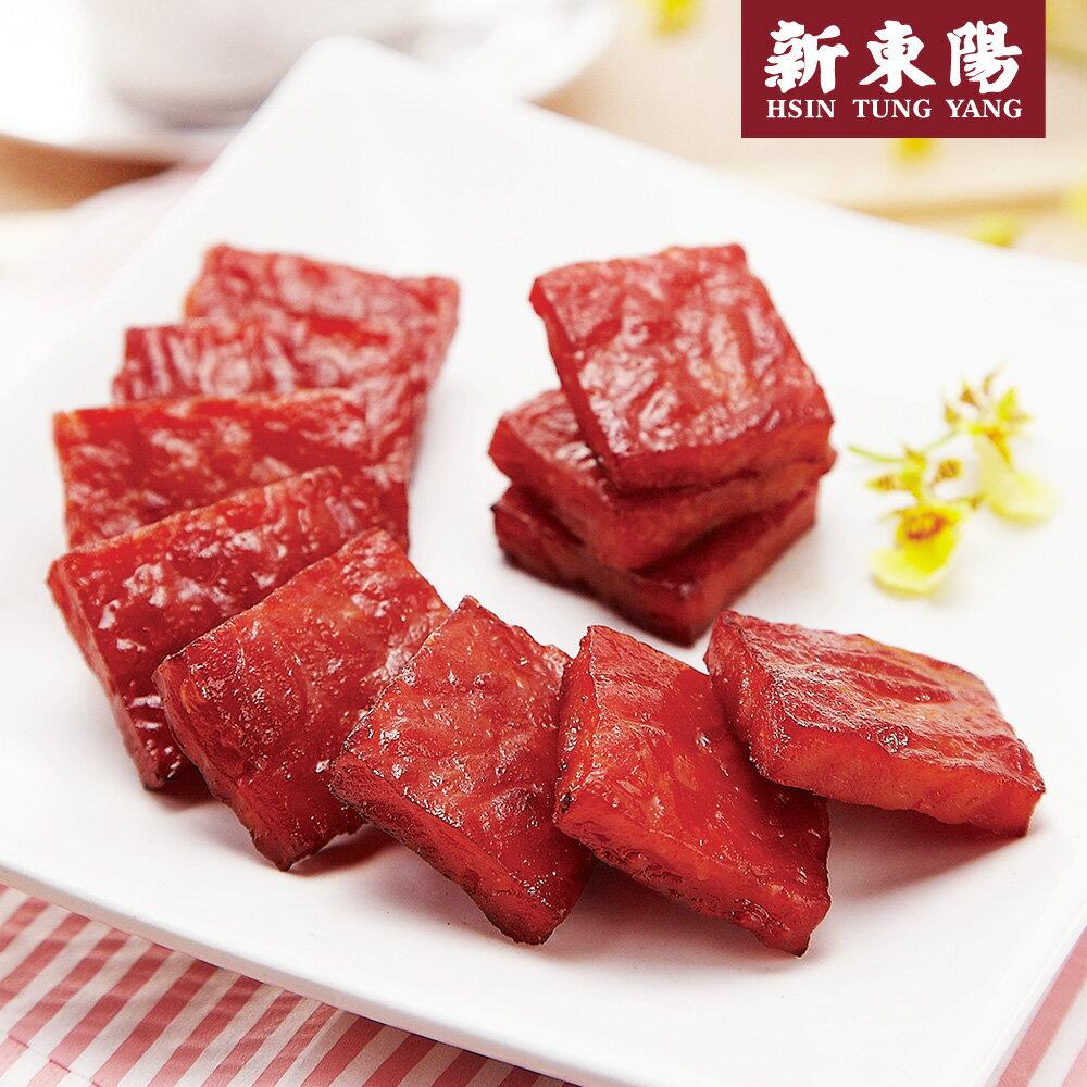 【新東陽】厚呷豬肉乾200g