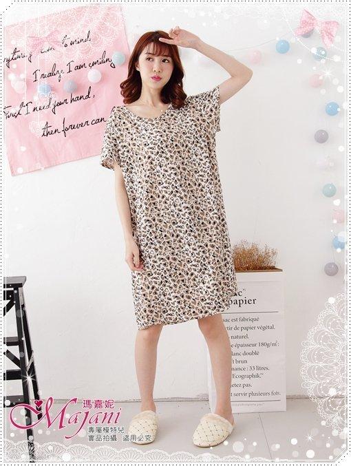 [瑪嘉妮Majani]中大尺碼睡衣-棉質居家服 睡衣 舒適好穿 寬鬆 有特大碼 特價299元 sp-280