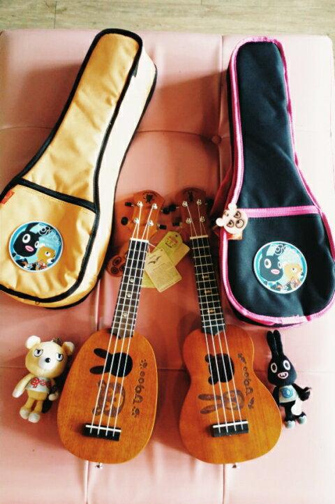 烏克時代~Anuenue U900 21吋新款兔野熊野烏克麗麗