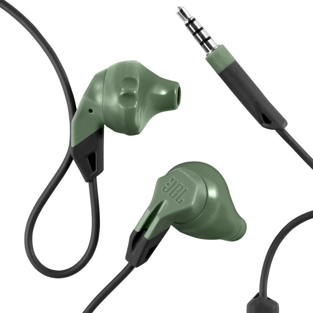 ~JBL GRIP 200 橄欖綠~ 耳道式線控 耳機 防汗耐用 另售T280A J22