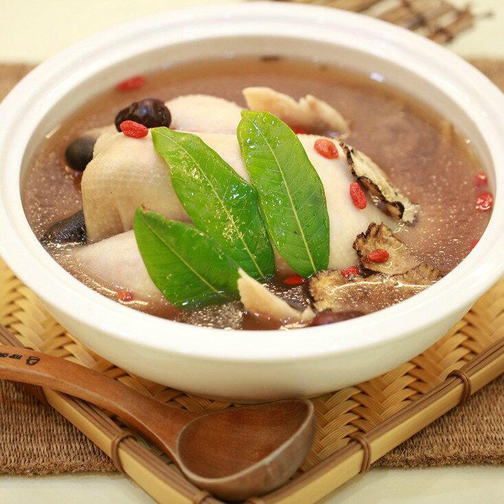 明日葉四物養顏雞湯~3公斤±5^%