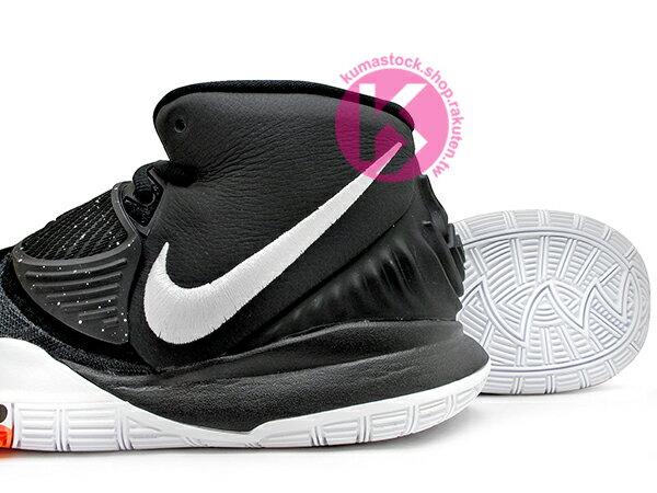 2019-2020 Kyrie Irving 最新代言鞋款 限量發售 NIKE KYRIE 6 VI EP BLACK WHITE 黑白 前掌 ZOOM TURBO AIR 氣墊 (BQ4631-001) 1219 3