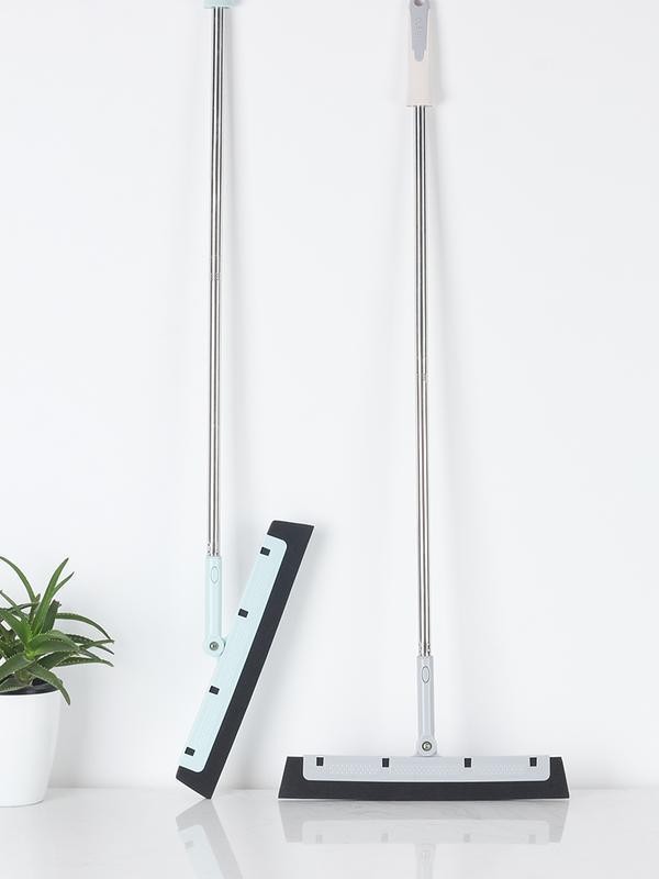 刮水器地刮衛生間掃水拖把家用掃地神器魔術掃帚浴室刮地板掃把1入