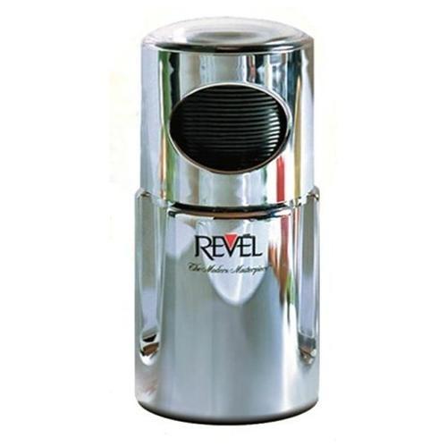 Revel Chrome 280 Watt Wet & Dry Blender Coffee Spice Grinder Mixer 110 Volts