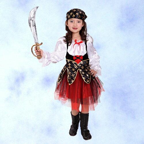 天姿舞蹈戲劇表演服飾特殊造型館:GTH-1512俏皮女海盜化裝舞會表演造型派對服(SMLXL)