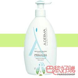 A-Derma 艾芙美 燕麥新葉寶貝洗髮沐浴精 500 ML 二合一 另有750ML