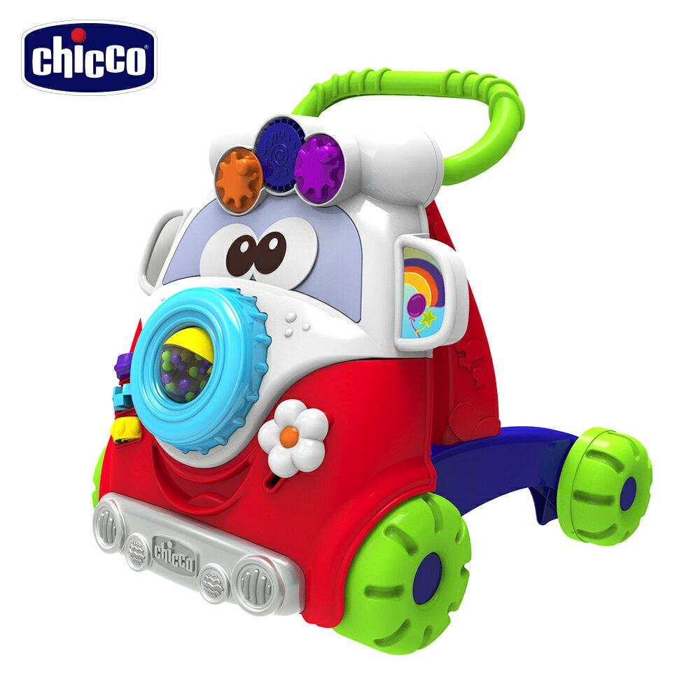 chicco歡樂皮皮助步車