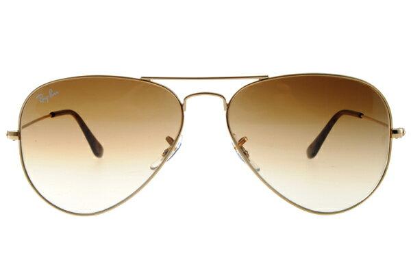 Ray Ban 雷朋 金邊棕鏡 太陽眼鏡 RB3025 3