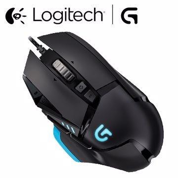 【迪特軍3C】羅技 G502 Proteus Spectrum RGB 自調控遊戲滑鼠 可自訂背光