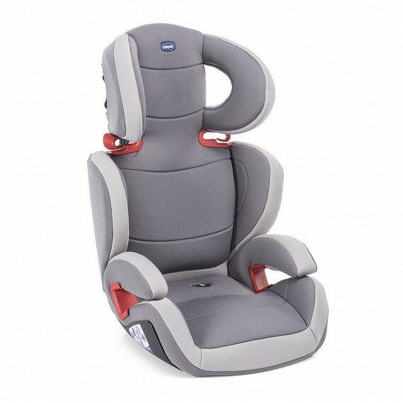 Chicco ~ Key 2~3 安全汽車座椅  汽座 騎士灰