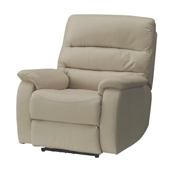 ◎(OUTLET)全皮1人用頂級電動可躺式沙發 BELIEVER MO 福利品 NITORI宜得利家居 1