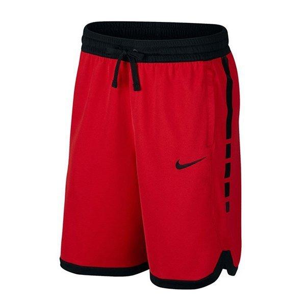 NIKE Dri-FIT Elite 男裝 短褲 籃球 透氣 舒適 口袋 紅 【運動世界】 AJ3905-657【APP限定   單筆滿799元結帳輸入序號『GT-MEN1906』再折70元】