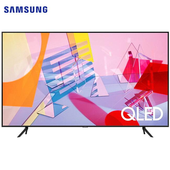 Samsung 三星 QA55Q60TAWXZW 電視 QLED 55吋 4K 量子 金屬量子點顯色技術