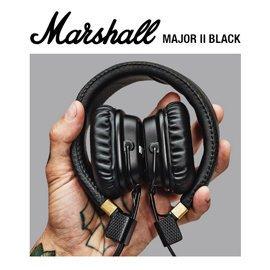 Marshall Major II 經典 耳罩式 耳機 搖滾 品牌 黑色