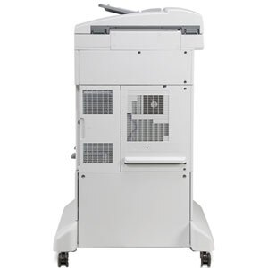 HP LaserJet M5035XS Multifunction Printer - Monochrome 2