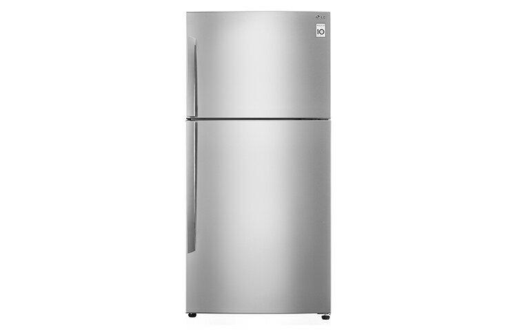 LG樂金 496公升【GN-B490SV】變頻上下門冰箱【冠軍電器】
