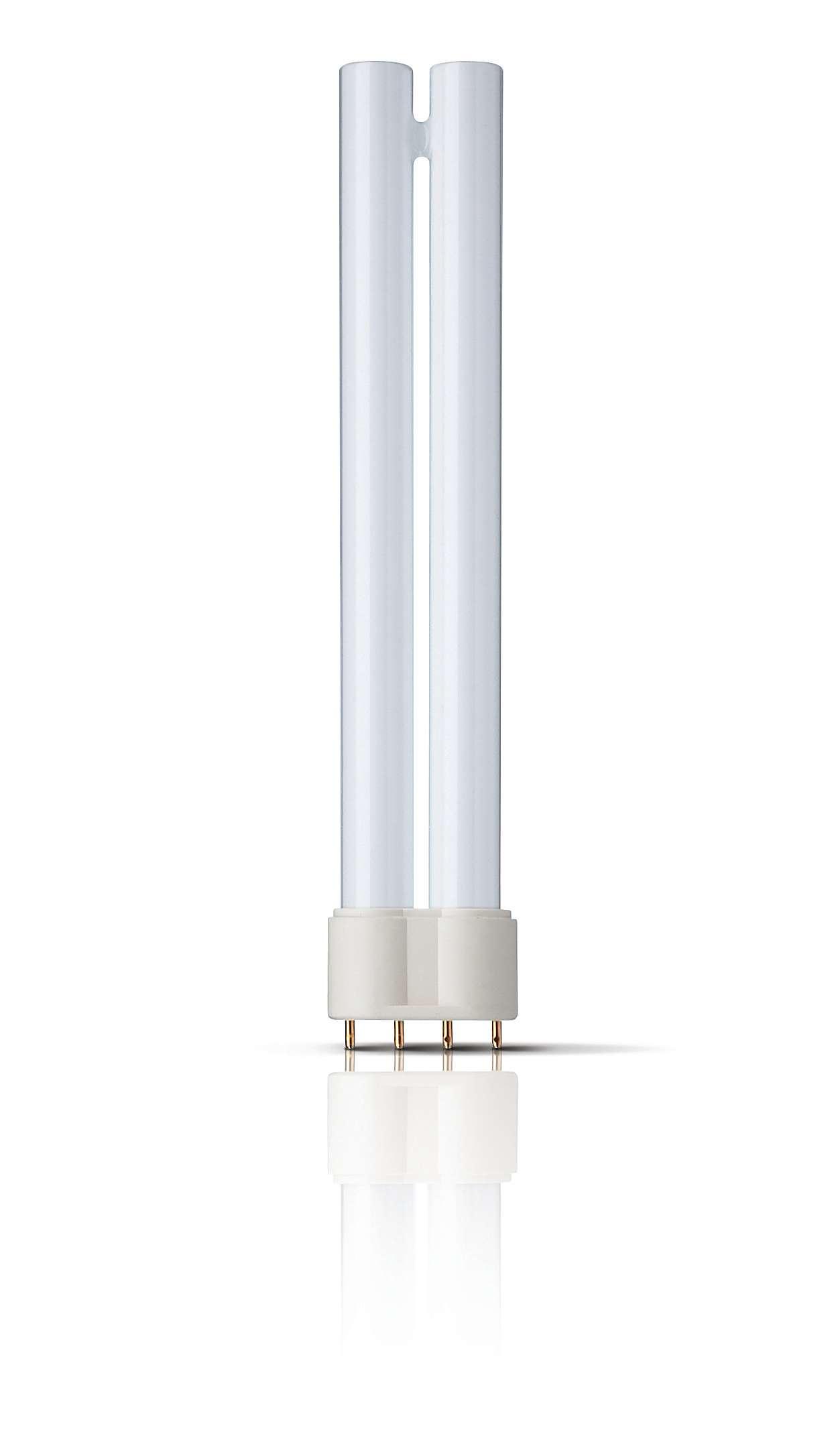 飛利浦★緊密型 省電燈管 36W PL-L 4pins ★永旭照明PH-36WPLL%4P