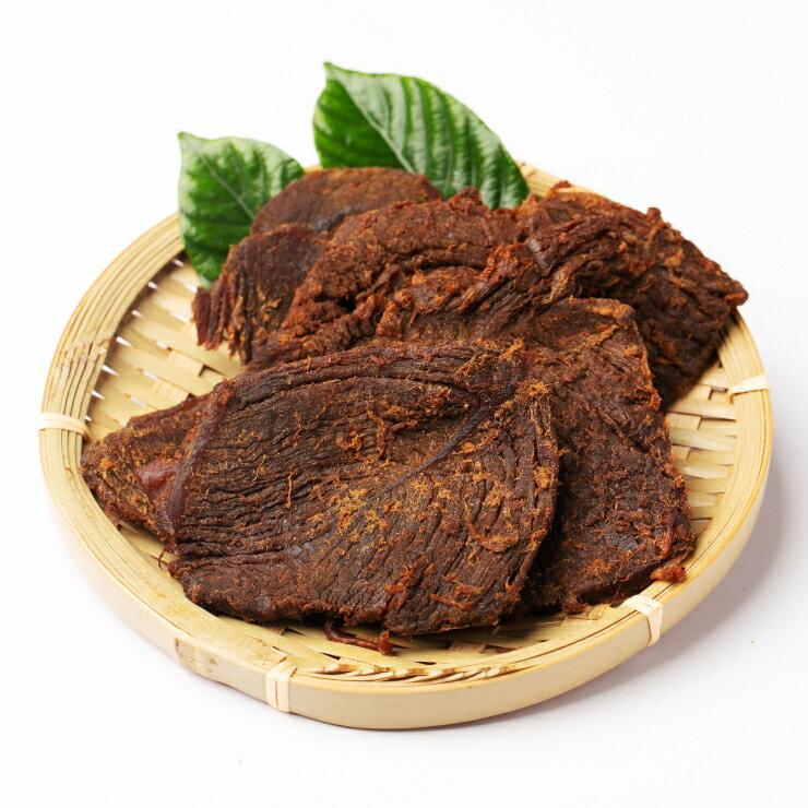 【原味牛肉乾X牛肉2包組】年貨大街 整點特賣 1 / 5 17:00 準時開搶【5折】嚴選原味牛肉乾(300克) + 嚴選牛肉角(300克) 1