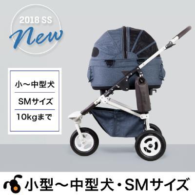AirBuggy寵物推車/地球藍單寧/SMsize(預購)