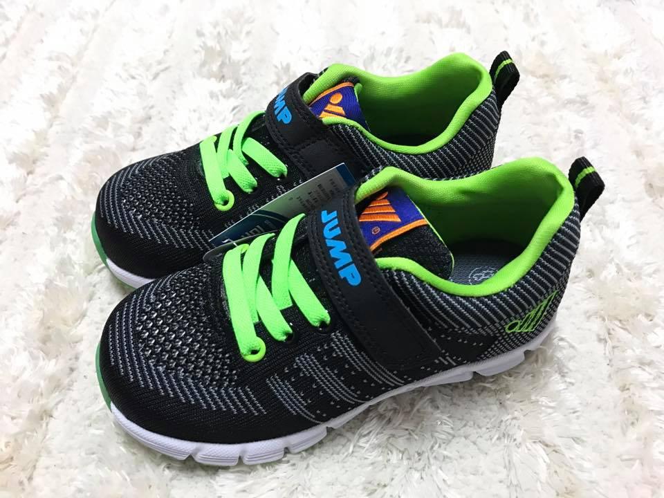 【Jolove】JUMP將門男童鞋/抗菌防臭/飛纖透氣輕量運動鞋598
