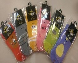 【紫貝殼】愛傑卡 Hape 止滑襪-小孩款/童襪/襪子 (款式隨機)【紫貝殼】
