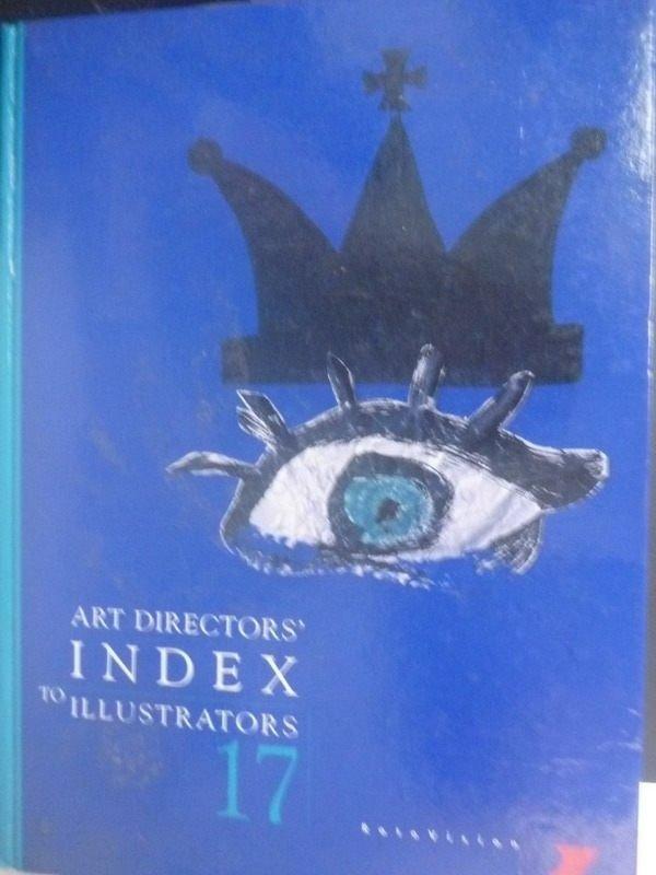 ~書寶 書T9/藝術_YAN~Art Directors Index to Illustr