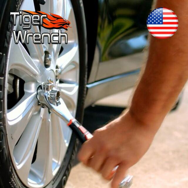 美國Tiger wrench 48合1萬用套筒扳手神器(新一代)-獨家總代理 4