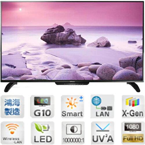 InFocus 超視堺 XT-80CM800 LED液晶電視 80吋 日本堺十代面板 1080P Full HD