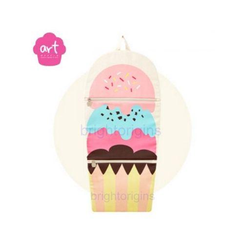 BabymuffinARTMuffinKidsMultiStorage掛壁式收納袋(冰淇淋)★衛立兒生活館★