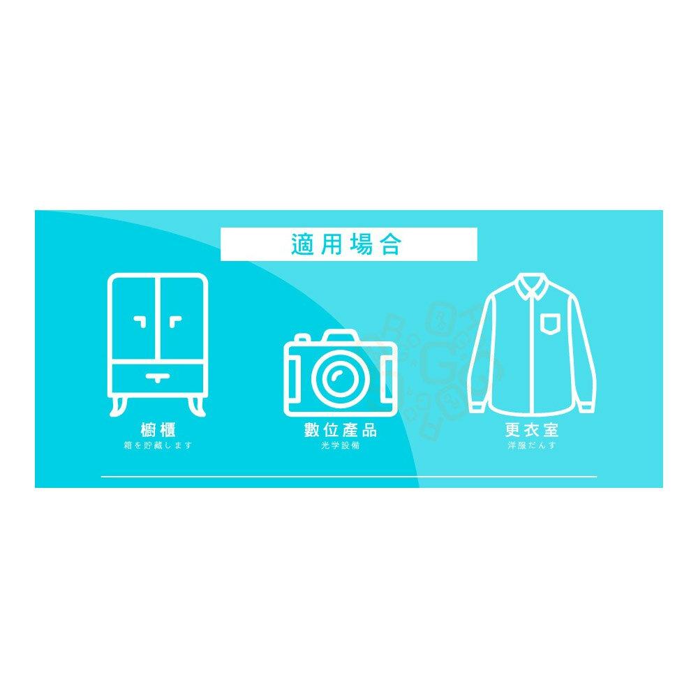 ORG《SD1170a》台灣製~矽晶水玻璃 可重複使用 永久除濕袋 除濕包 除濕劑 除溼袋 除溼包 衣櫥衣櫃 臥室 環保 5