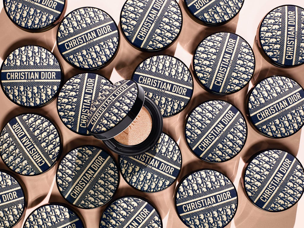 [預購]Dior迪奧超完美柔霧光氣墊粉餅-經典緹花版 SPF35 PA+++多色可選 【SP嚴選家】 3