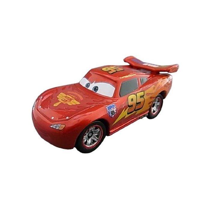 【真愛日本】13082600001 TOMY車-閃電麥昆C31派對版 迪士尼 Cars 汽車總動員 小車 收藏 擺飾