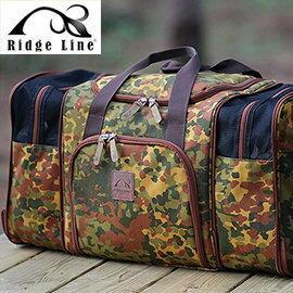 【【蘋果戶外】】Ridge Line 004730 韓國 時尚迷彩旅行收納袋 工具袋/提袋/收納袋