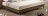 亞倫傢俱*阿勞德安全R角6尺雙人加大床架 (床頭片款) 3
