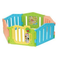 親親 馬卡龍圍欄(安全鎖)(不含小球)『121婦嬰用品館』