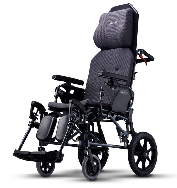 康揚 潛隨挺502 KM-5000.2 水平仰躺型輪椅(符合輪椅B款A+B)