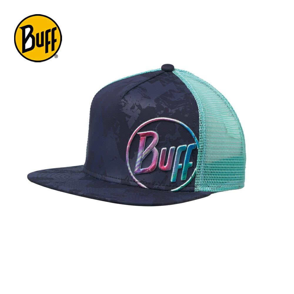 【BUFF】律動光采 卡車帽(BF117242-787-10)