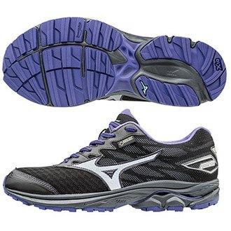 [ALPHA] MIZUNO WAVE RIDER 20 G-TX J1GD177403 女鞋 跑鞋 Gore-Tex防水 CLOUD WAVE