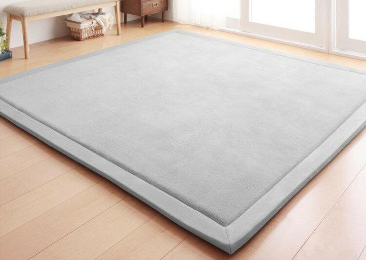 出口日本等級 日本原單 130*190CM 高級纖細珊瑚絨地毯 /  爬行墊 /  遊戲墊 /  榻榻米墊 /  運動墊 /  瑜珈墊 /  地墊 (如需其他尺寸也能訂做) 8
