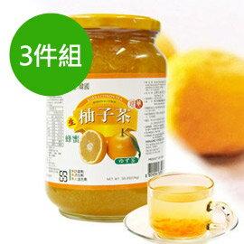 【迎華】蜂蜜柚子茶(1000g)x3入組