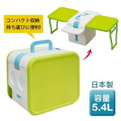 冰桶/多功能冰桶/保冷/日製 IMOTANI野餐專用迷你變形冰桶/保冷5.4L PFW-31