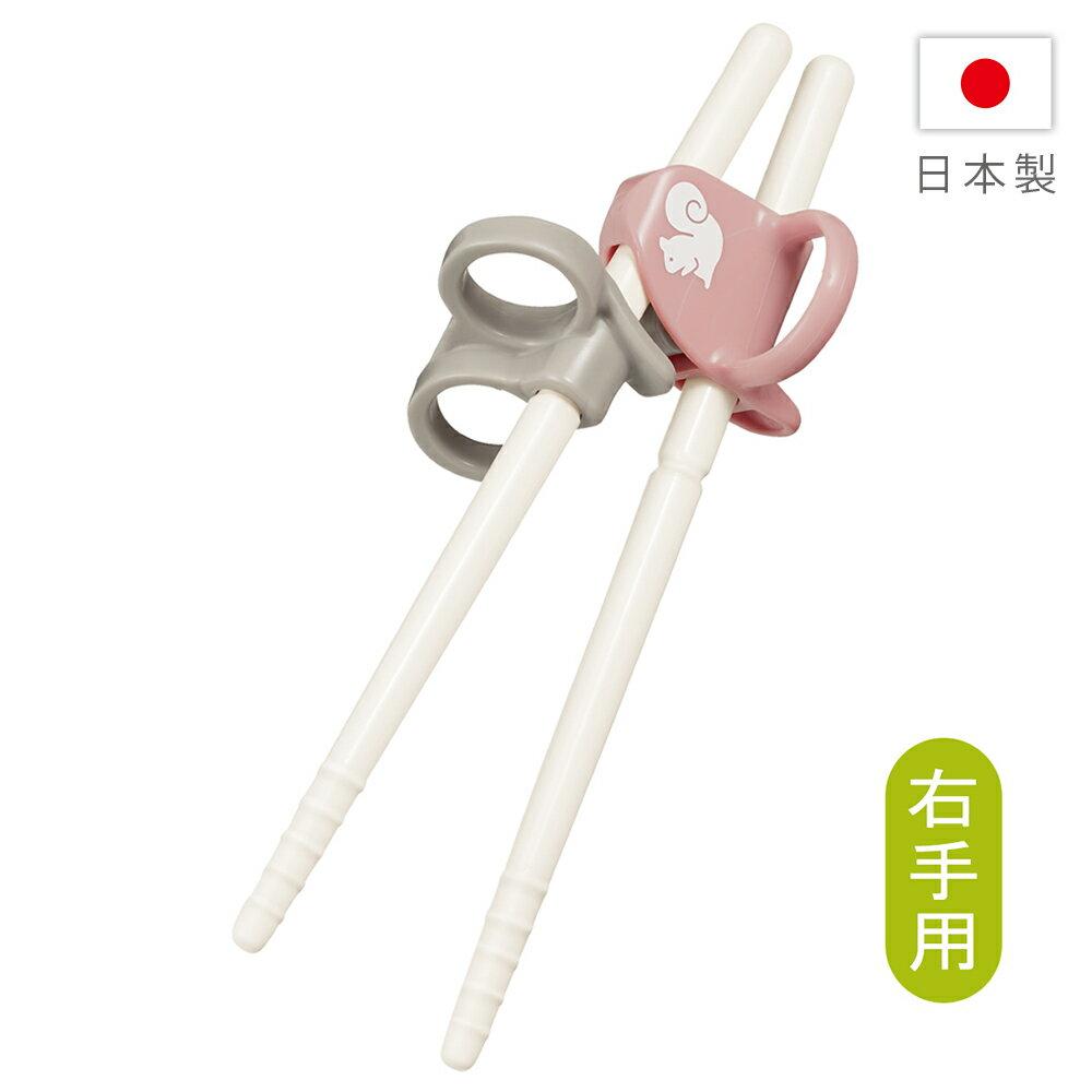 【送專用環保收納袋x1】日本 Combi 三階段彈力學習筷(3款)
