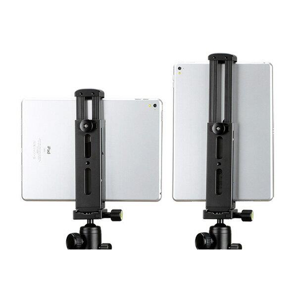 帶冷靴口 多功能夾 鋁合金 手機 平板 相機 三角架 自拍神器 自拍角架 手機架 鏡頭 『無名』 Q06111