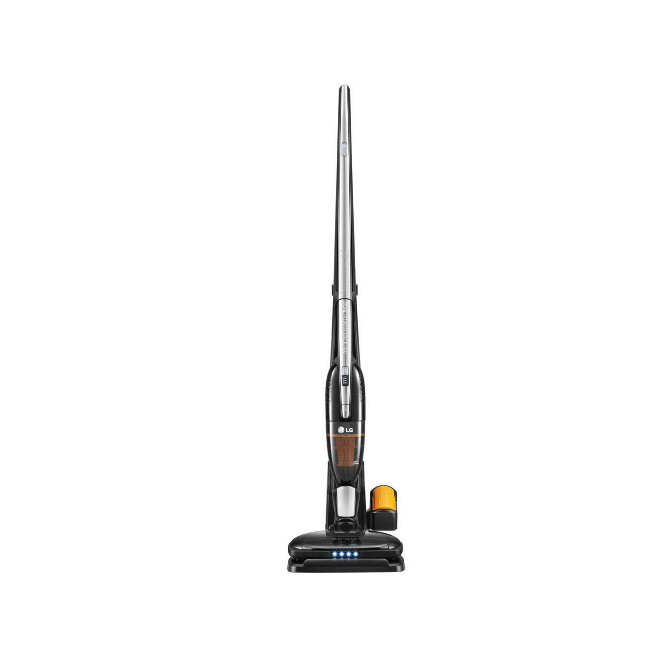 LG 直立式 無線吸塵器 VS8400SCW