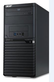 ACER 宏碁 VM4640G-02H 商用電腦 ;i5-6500;8GB*1;1TB*1;SM DL;CR;無OS;USB鍵盤/USB滑鼠;UD.VMTTA.02H / BOT11★★★全新原廠公司..