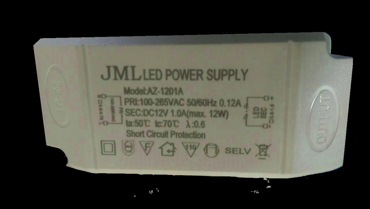 亞帝歐★LED MR16 6W-8W用 變壓器★永旭照明U2J0-AD-0301-1UF