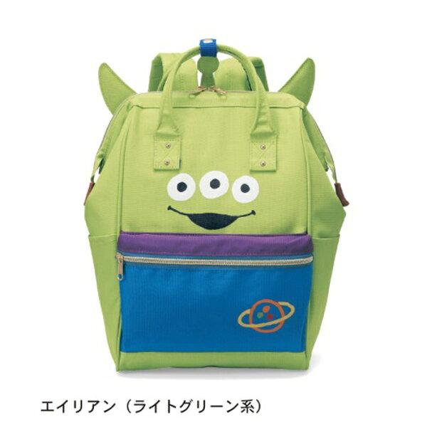 日本Disney迪士尼限量包包玩具總動員LittleGreenMan三眼怪造型後背包288-24495-日本必買代購日本樂天代購(6000*0.6)