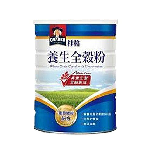 QUAKER桂格 養生全穀粉(葡萄糖胺配方)600g