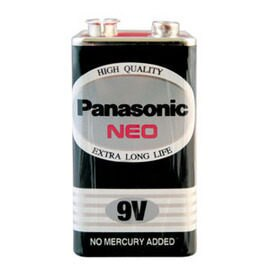 國際牌 環保碳鋅9V電池