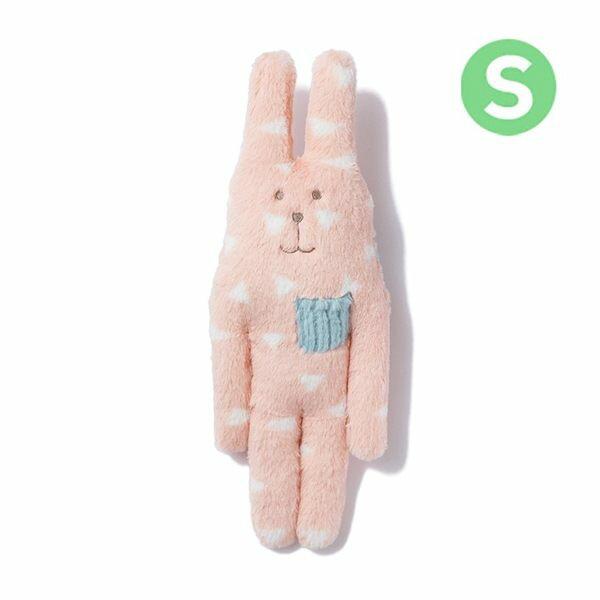 宇宙人 好眠 小抱枕 娃娃 玩偶 S號 帽子兔兔 Good Sleep Craftholic 日本正版 該該貝比日本精品 ☆